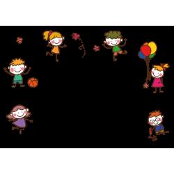 Panneau assistante maternelle Enfants