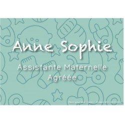 Plaque Cadeau Assistante Maternelle